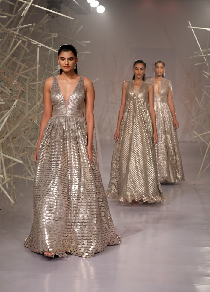 Fdci India Couture Week 2019 Pankaj Nidhi The Asian Chronicle