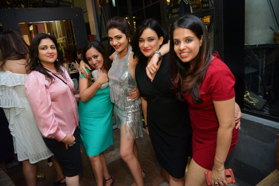 Gunjan, Mansi, Supriya ,Rachna , Richa