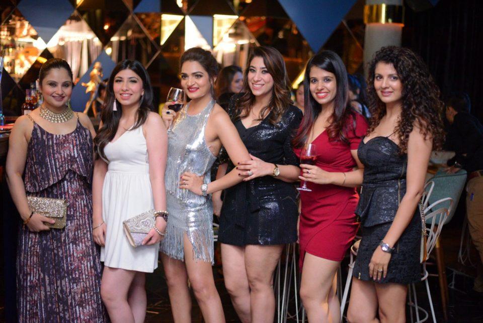 Kkomal , Reva , Supriya , Sneha , Richa , Sugandha
