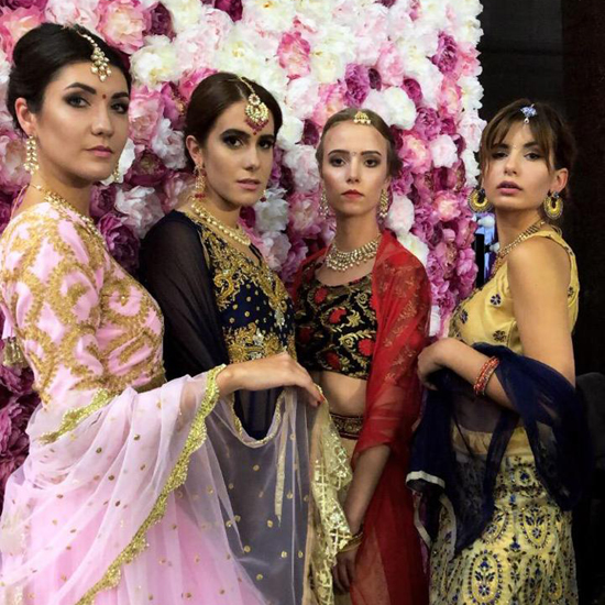 Indian wedding show