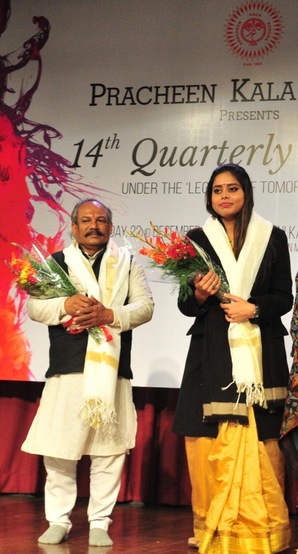 Guru Prafulla Mangaraj & Ketki Singh
