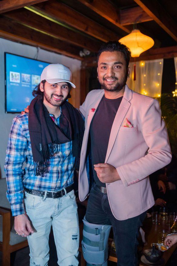 Sanchit Sharma, Nikhiel Kumar