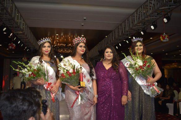 From Left Akanksha Gupta, Bindiya Sharma, Barkha Nangia and Ipshita Johri