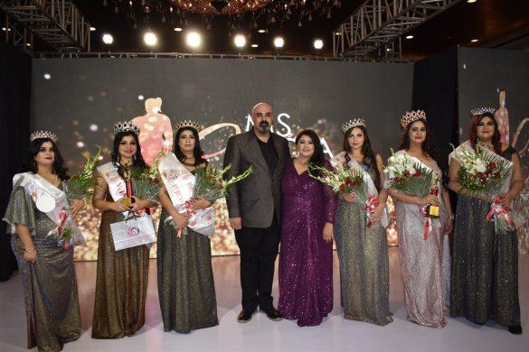 Winners of Miss India Curvy 2020