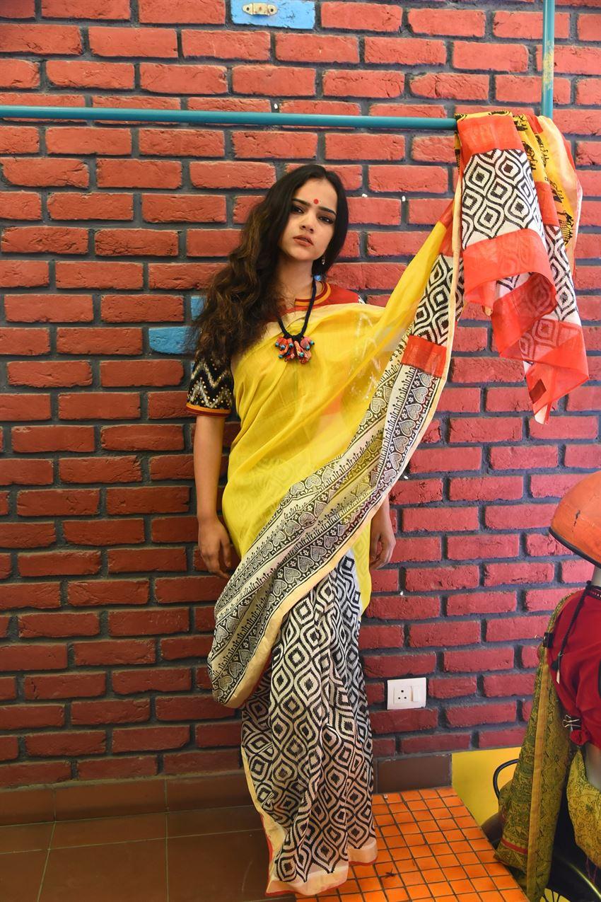 Designer Anuradha Ramam unveiled her Spring Summer