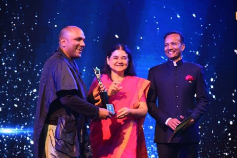 Designer Gaurav Gupta,Indian Politician Smt. Maneka Gandhi & Industrialist Naveen Jindal