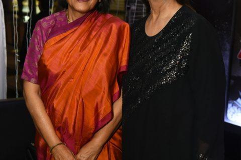 Designer Neeru Kumar and Designer Leena Singh
