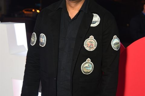 Designer Samant Chauhan
