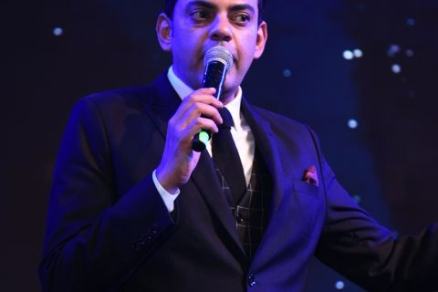Host Cyrus Sahukar
