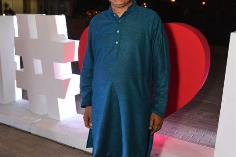 Politician & Lawyer Somnath Bharti