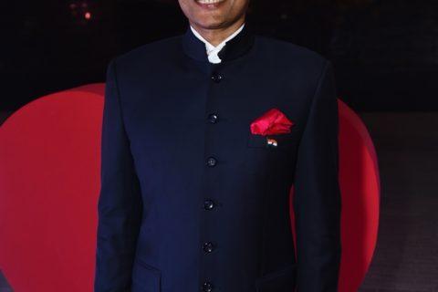 Industrialist Mr. Naveen Jindal